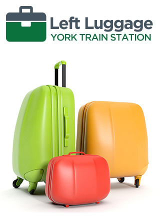 Left Luggage - York Railway Station